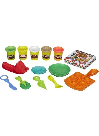 Play Doh Pizza Partisi-Play-Doh